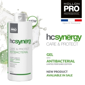Care and Protect Antibacterial Gel 500ml – Pre-order now, delivery after 8th of April