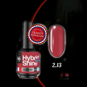 Hybrid Shine System Color Coat 2/13 Mauve 8ml