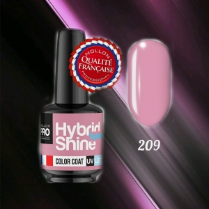 Hybrid Shine System Color Coat 209 Fairy Roses 8ml