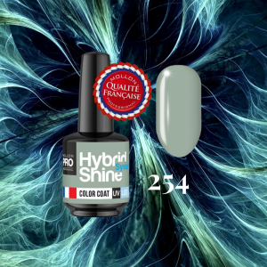 Hybrid Shine System Color Coat 254 Mojito 8ml