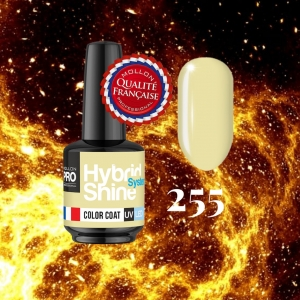 Hybrid Shine System Color Coat 255 Margarita 8ml