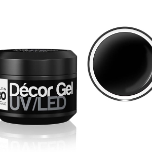 Dècor Gel 02 Black Street Acid Free 5g