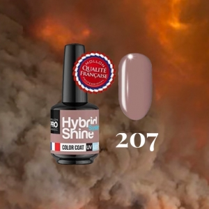 Hybrid Shine System Color Coat 207 Flaxseed Alley 8ml