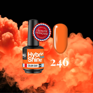 Hybrid Shine System Color Coat 246 Grace 8ml