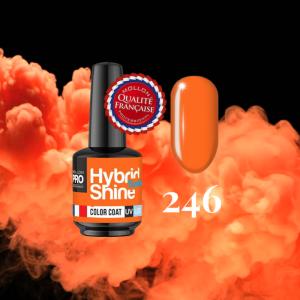 Hybrid Shine System Color Coat 246 Grace 8ml