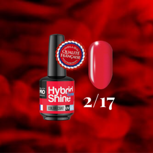Hybrid Shine System Color Coat 2/17 Tropical 8ml