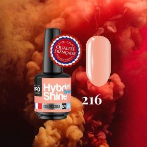 Hybrid Shine System Color Coat 216 Oleander 8ml
