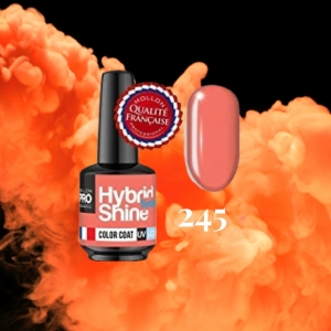 Hybrid Shine System Color Coat 245 Strelitzia 8ml