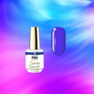 Luxury Gel Polish Color Coat 100 Blue Lagoon 8ml