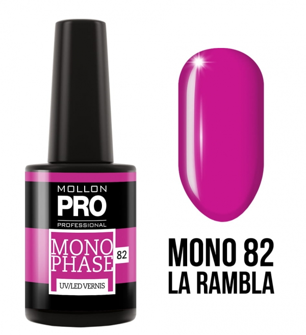 Monophase UV/LED Vernis 82 La Rambla 10ml