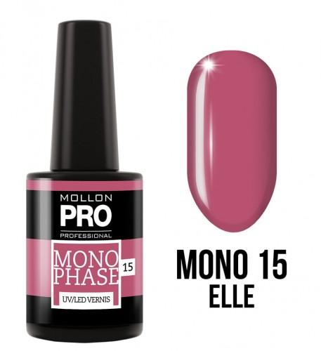 Monophase UV/LED Vernis 15 Elle 10ml