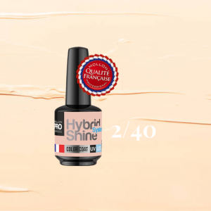 Hybrid Shine System Color Coat 2/40 Achillea 8ml
