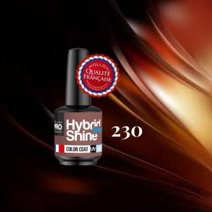 Hybrid Shine System Color Coat 230 Dorothée 8ml