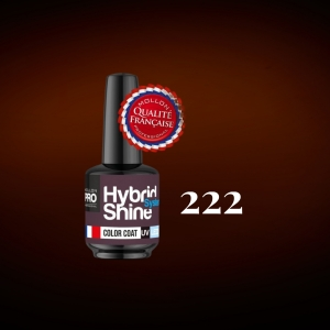 Hybrid Shine System Color Coat 222 Attractiveness 8ml