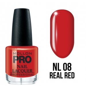 Hardening Nail Lacquer 08 Real Red15ml