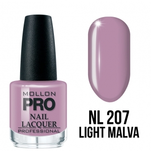 Hardening Nail Lacquer 207 Light Malva  15ml