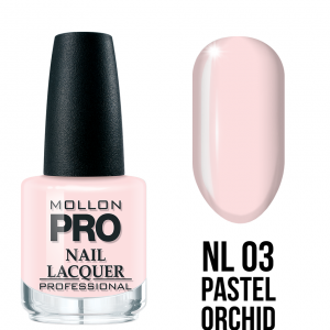Hardening Nail Lacquer 03 Pastel Orchid 15ml
