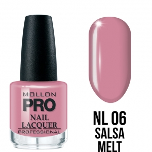 Hardening Nail Lacquer 06 Salsa Melt 15ml