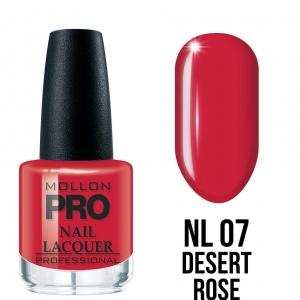 Hardening Nail Lacquer 07 Desert Rose 15ml