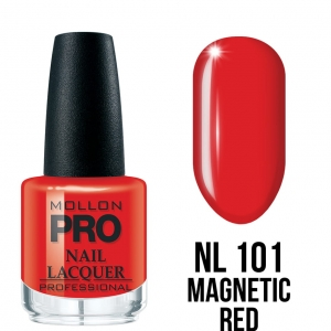 Hardening Nail Lacquer 101 Magnetic Rose 15ml