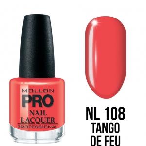 Hardening Nail Lacquer 108 Tango de Feu 15ml