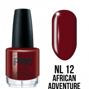 Hardening Nail Lacquer 12 African Adventure 15ml