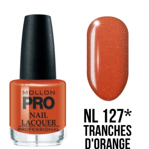 Hardening Nail Lacquer 127 Tranches d'orange 15ml