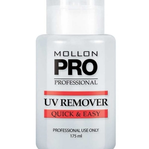 UV Remover Empty Bottle with dispenser 175ml