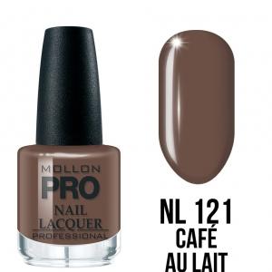 Hardening Nail Lacquer 121 Cafe au lait 15ml