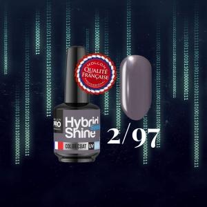 Hybrid Shine System Color Coat 2/97 Gilberte 8ml