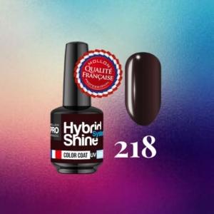 Hybrid Shine System Color Coat 218 Confidence 8ml