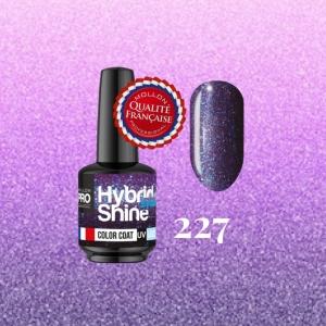 Hybrid Shine System Color Coat 227 Sirius 8ml