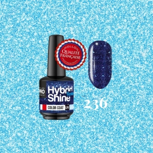 Hybrid Shine System Color Coat 236 Violet Mermaid 8ml