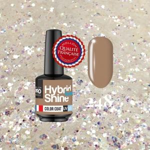 Hybrid Shine System Color Coat 248 Athena 8ml