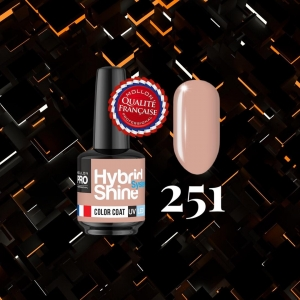 Hybrid Shine System Color Coat 251 Hebe 8ml