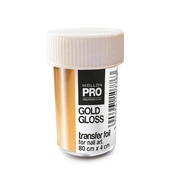 Transfer Foil Gold Gloss 4cm x 80cm