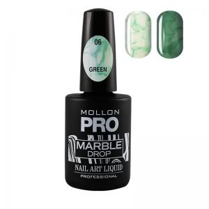 Marble Drop 06 Green 10ml