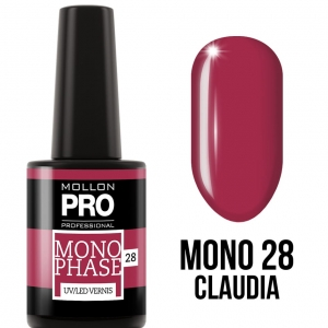 Monophase UV/LED Vernis 28 Claudia 10ml