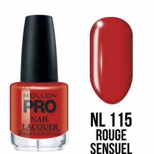 Hardening Nail Lacquer 115 Rouge sensuel 15ml
