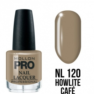 Hardening Nail Lacquer 120 Howlite Cafe 15ml