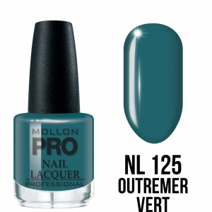 Hardening Nail Lacquer 125 Outremer vert 15ml
