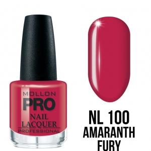 Hardening Nail Lacquer 100 Amaranth Fury 15ml