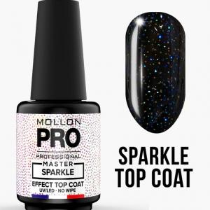 Master Sparkle Effect Top No Wipe 10ml