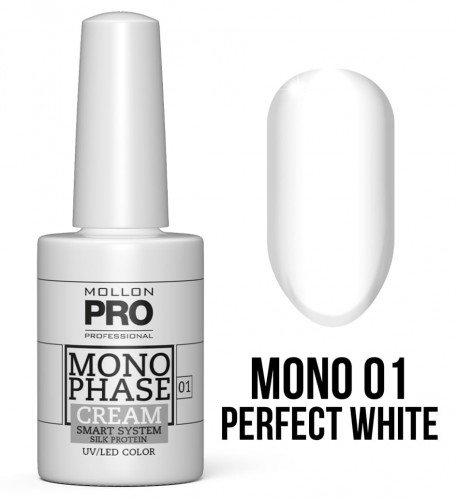 Monophase Cream 5in1 one step 01 Perfect White 10ml