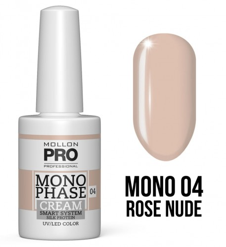 Monophase Cream 5in1 one step 04 Rose Nude 10ml