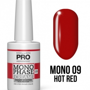 Monophase Cream 5in1 one step 09 Hot Red 10ml