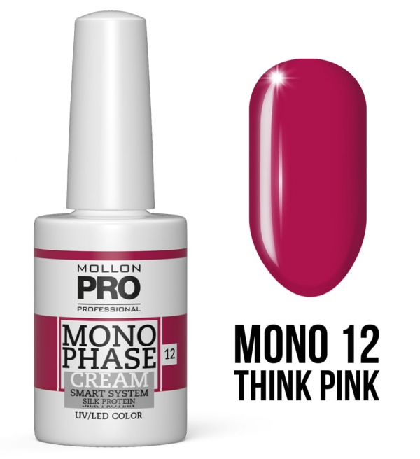 Monophase Cream 5in1 one step 12 Think Pink 10ml