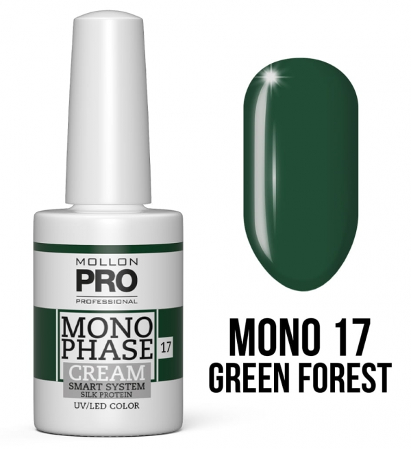 Monophase Cream 5in1 one step 17 Green Forest 10ml