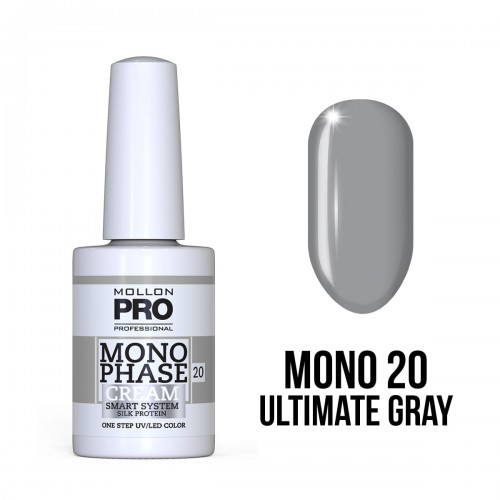 Monophase Cream 5in1 one step 20 Ultimate Gray 10ml