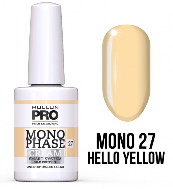 Monophase Cream 5in1 one step 27 Hello Yellow 10ml